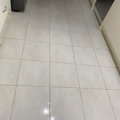 Tile & Grout Cleaning - After
